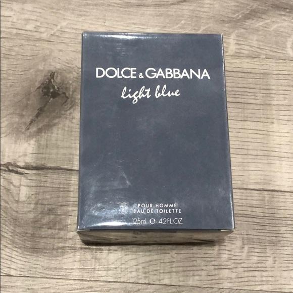 D & G Light Blue by Dolce & Gabbana 4.2 OZ Men